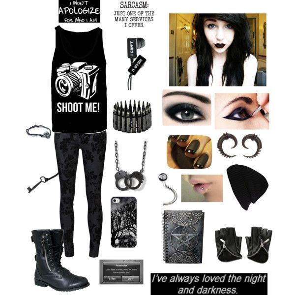 """Skyler Blackly!"" by toxic-raven on Polyvore"