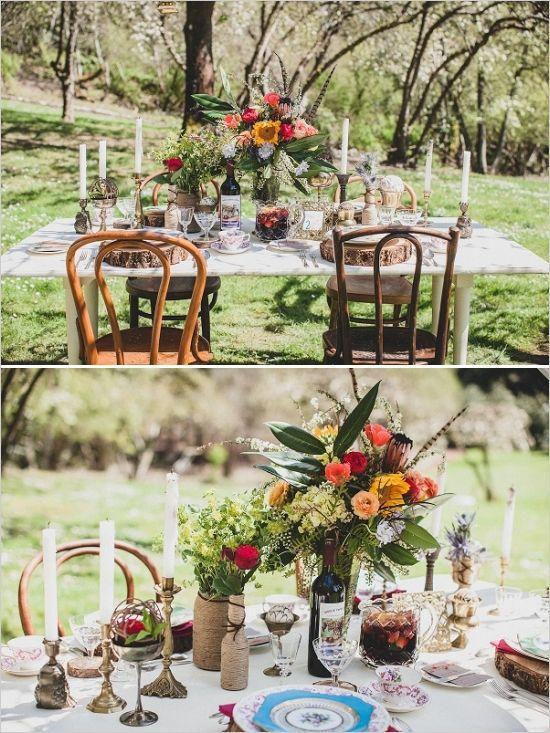 Diy Vintage Boho Chic Wedding Ideas Vintage Boho Chic Vintage Boho Boho Chic Wedding