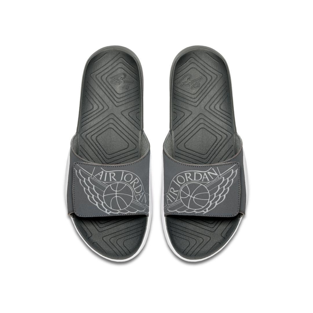 91b91ce6de39 Jordan Hydro 7 Men s Slide Size 11 (Smoke Grey)