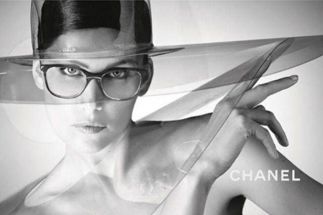 Chanel   la collection optique Signature de l automne-hiver 2013 ... 1b7ef571404d