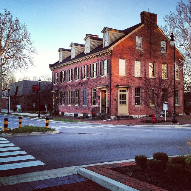 bobfarvour Bardstown Kentucky Prettiest Small Town