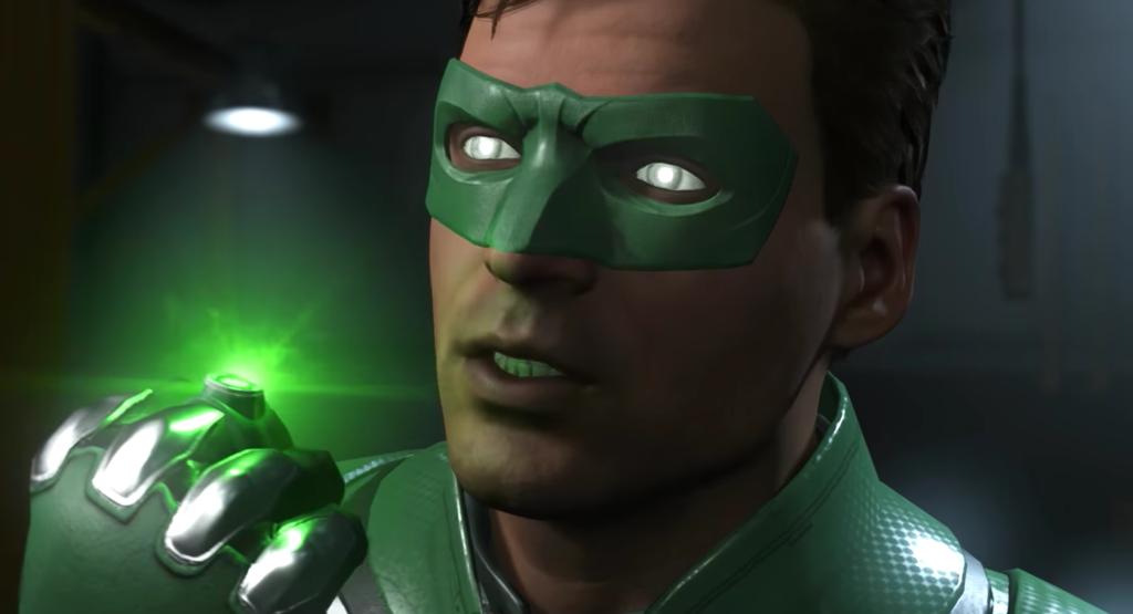 Green Lantern Injustice 2 By Phantomevil Green Lantern Green Lantern Hal Jordan Lanterns