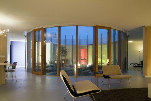 Rooijakkers tomesen architecten project de buitenste binnen