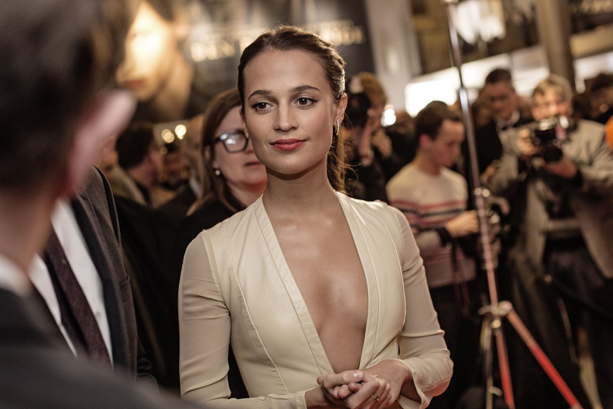 c108c4bb0c2 Alicia Vikander; Beatiful Dress; Beatiful Face; Beatiful Body Krásné  Celebrity, Nádherné Ženy