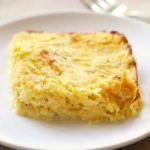 Spaghetti Squash Casserole Recipe | Healthy Recipes #spagettisquashrecipes