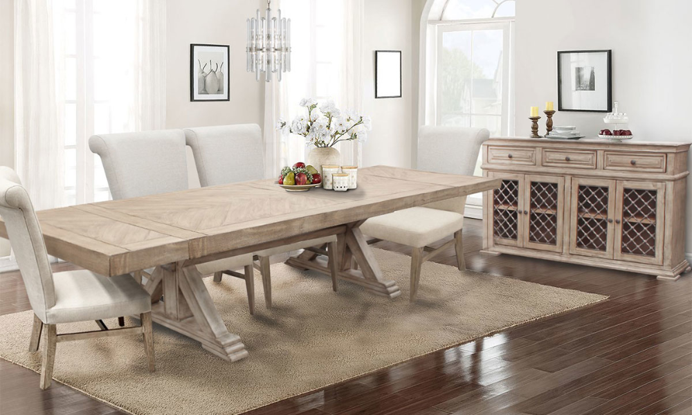 Null In 2020 Dining Room Furniture Sets Luxe Furniture Dinning