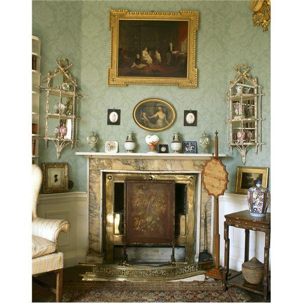 19th Century English Cottage Interiors - ExtraVital Fasion