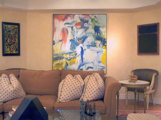 Gail Green, Green  Company, Interior Designers Living With Art
