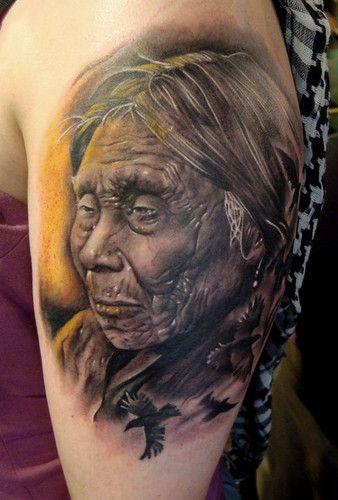 Pachamama Henry Anglas Henrytattoos Art Tattoos Tattoos