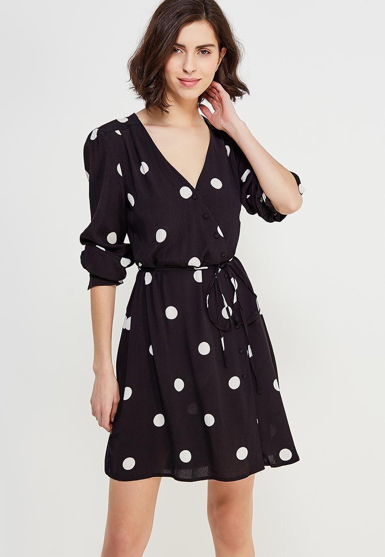 7cc3eb9ec2f2940 Платье Mango - HAVANA купить за 2 999 руб MA002EWZSF49 в интернет-магазине  Lamoda.