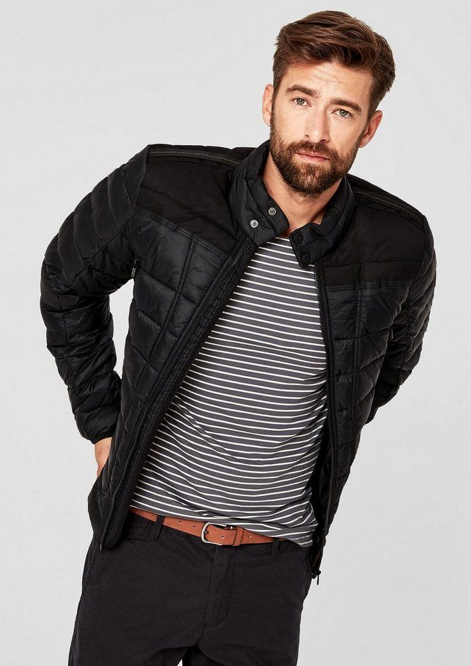 Herren Jacken S.OLIVER RED LABEL Online Kaufen Jacke in