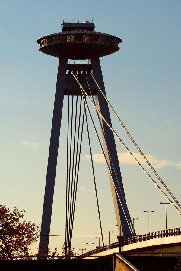 Nový most cez Dunaj v Bratislave 5