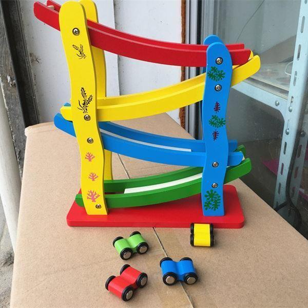 8c33eb990d44 Miniature Speeding Car Toy Wooden Toys