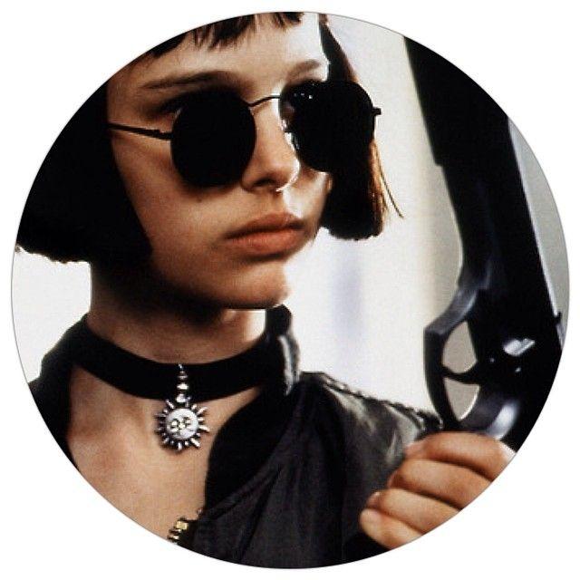 Inspiration. Mathilda. #sunettes #sunglasses #round