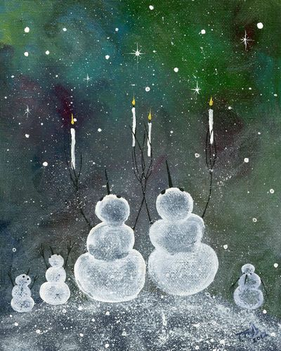 Electronics Cars Fashion Collectibles Coupons And More Ebay Abstract Art Projects Christmas Paintings Snowman Painting