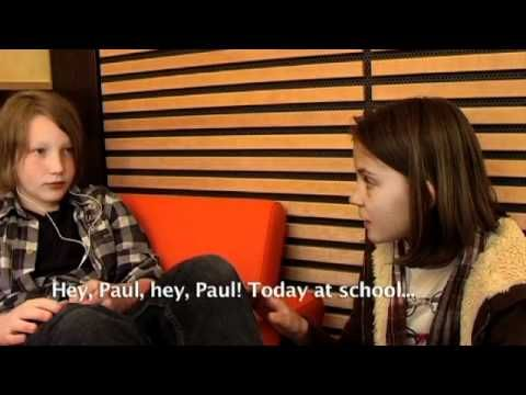 """This video was created by Lea vom Kolke. She is 11 and lives in Germany    Lea asks...""""Why is it that sometimes people only listen when they want to?""""    Created at the oneminutesjr. workshop in Germany, 2011."""