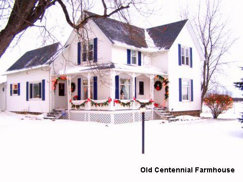 Outside Christmas Decorations And Ideas To Make Your Holidays Bright Farmhouse StyleFarmhouse