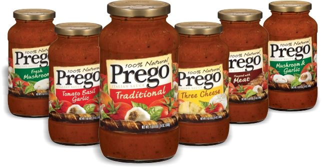 graphic regarding Prego Printable Coupons referred to as Tops Coupon Package: Prego Pasta Sauce Simply $1.00 Tops Coupon