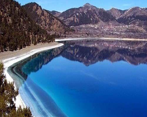 Lake Salda (Salda Gölü), Burdur, Turkey