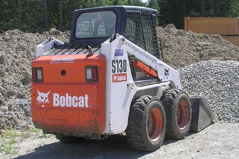 Manual For Bobcat S130 hydraulic Oil