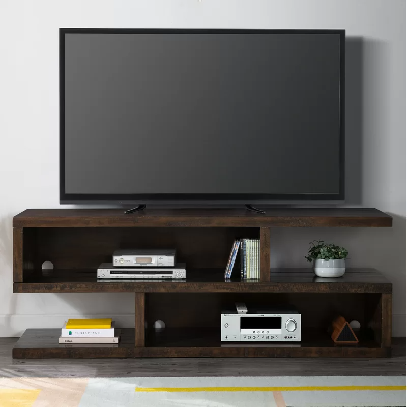 Aaryahi Solid Wood Tv Stand For Tvs Up To 78 Tv Stand Wood Solid Wood Tv Stand Tv Stand Wood tv stands for flat screens