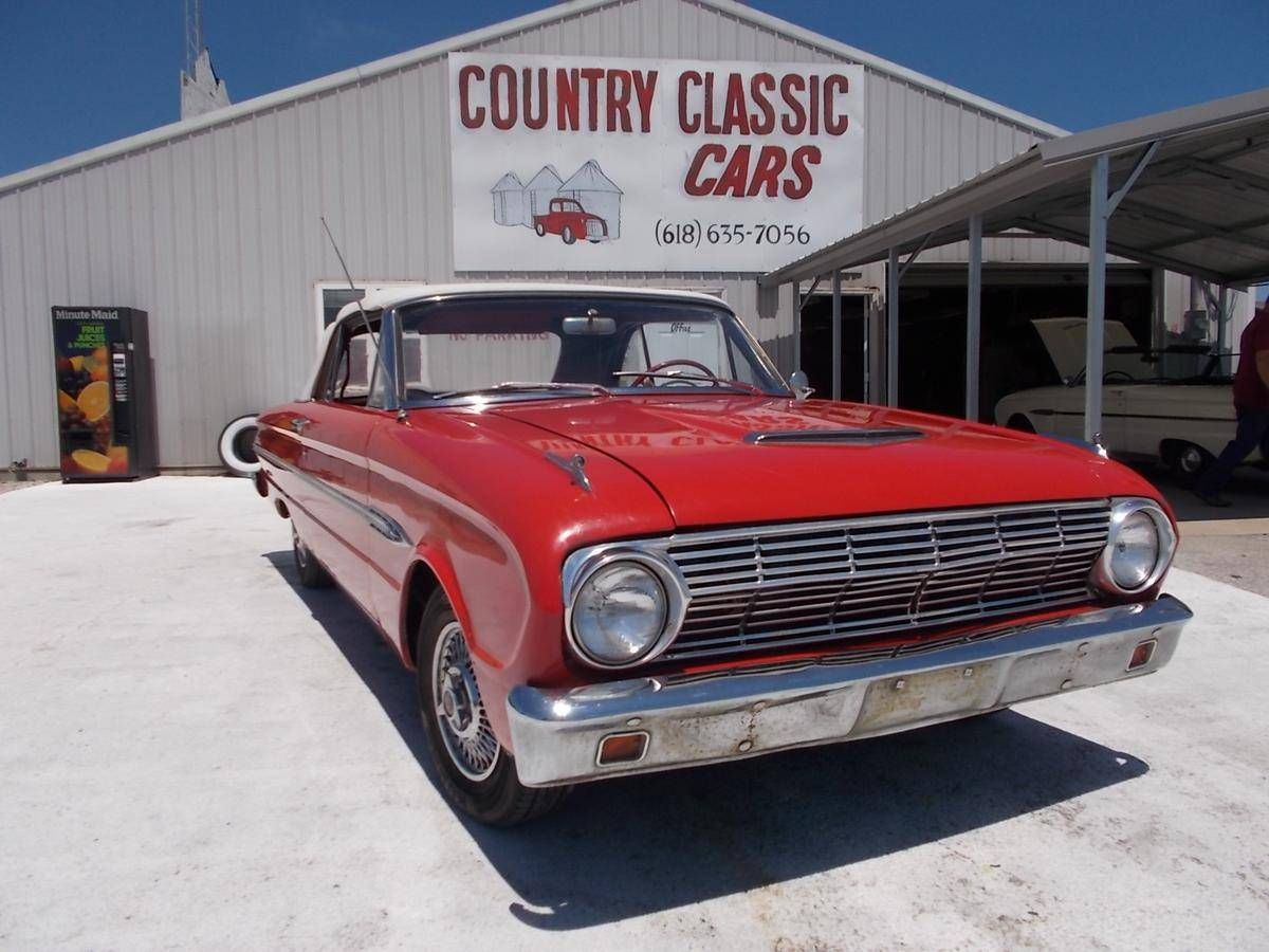 1963 Ford Falcon for sale #1854739 - Hemmings Motor News | ford ...