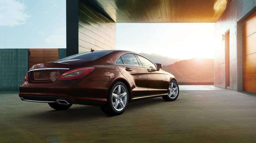 Cls550 Coupe In Cuprite Brown Metallic The 2012 Mercedes Benz Cls550 Coupe Is Available At Mercedes Benz Of Coral Gables And Merce Mercedes Mercedes Benz Benz