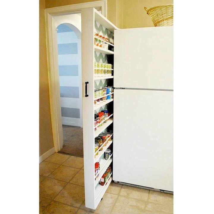 Rangement pour pices organisation cuisine kitchen - Rangement epices cuisine ...