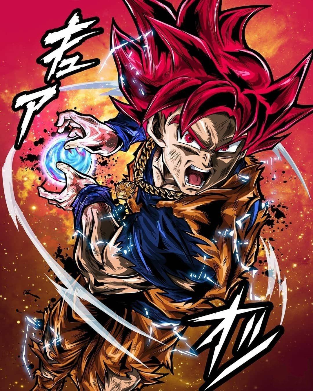 Ssg Red Goku Dragon Ball Super Artwork Anime Dragon Ball Super Dragon Ball Goku Dragon ball super wallpaper iphone xr