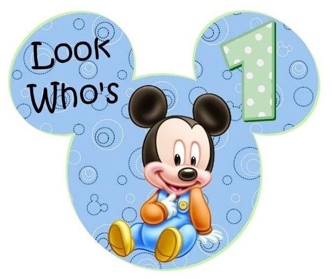 "2.5/""-5.5/"" Disney mickey mouse goofy head heat transfer iron on character"