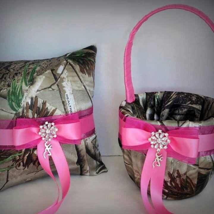 Camo pink wedding   wedding ideal\'s   Pinterest   Matrimonio, Boda y ...