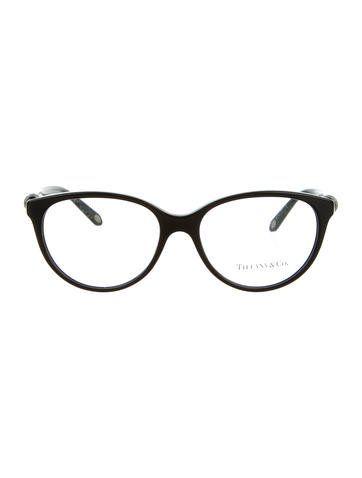 283913b6716 Tiffany & Co. Round Embellished Eyeglasses w/ Tags   Products ...