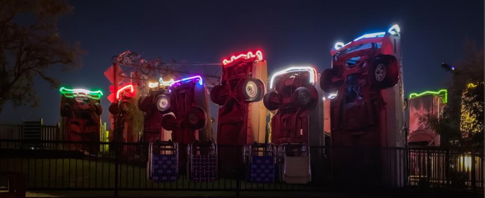 Restaurant Texas Truck Yard The Colony in 2020 Texas