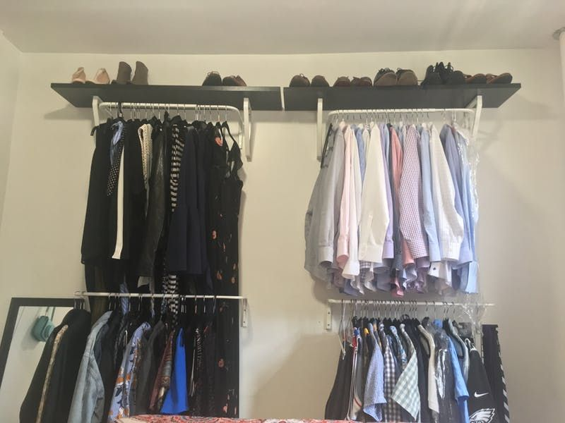 Ikea Hack That Tripled My Closet E