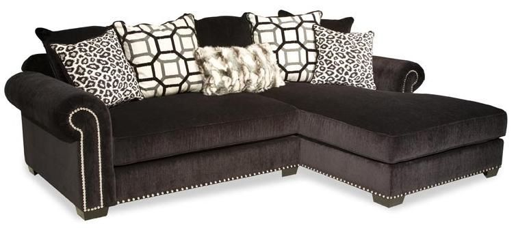 Monterey Combo Two Piece Sectional Sofa by EJ Lauren  sc 1 st  Pinterest : cordoba 2 piece sectional - Sectionals, Sofas & Couches
