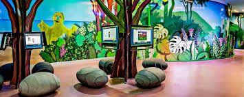 Resultado de imagen para actividades sensoriales para niños en museos