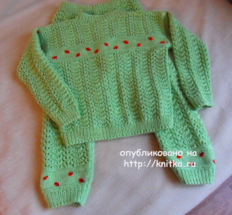 детский свитер ральф лоран схема вязания