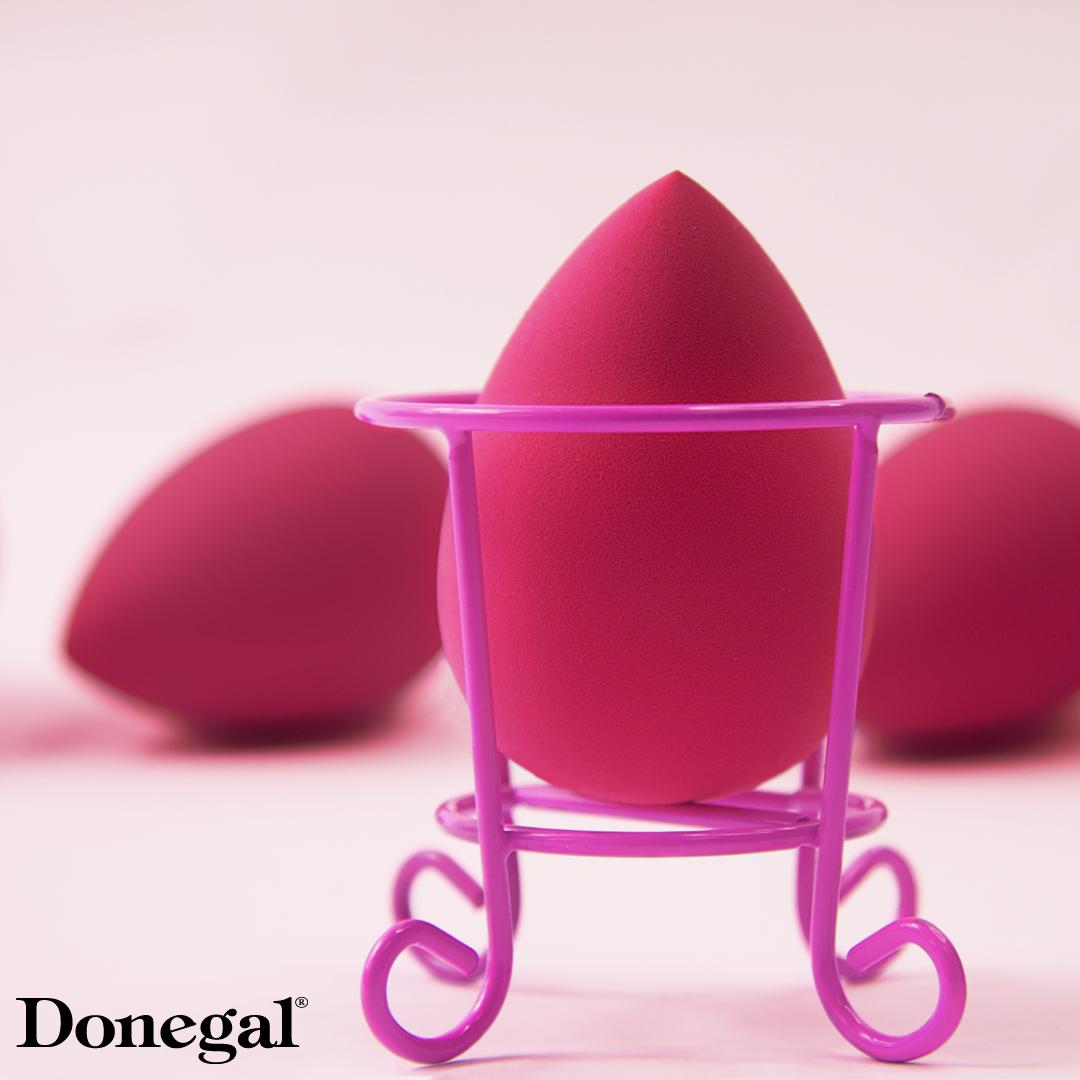 Gąbka do makijażu BLENDING SPONGE różowa Gąbka do