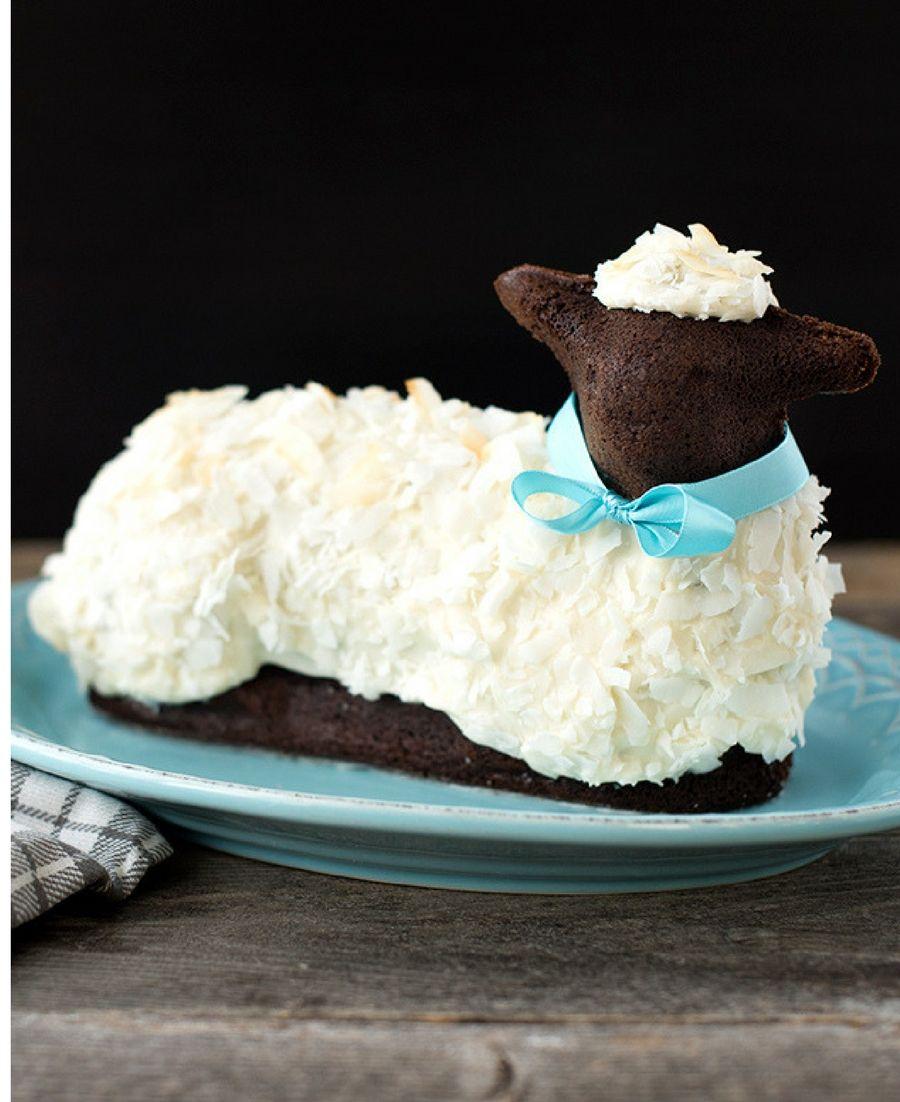 3d lamb cake pan lamb cake sheep cake savoury cake
