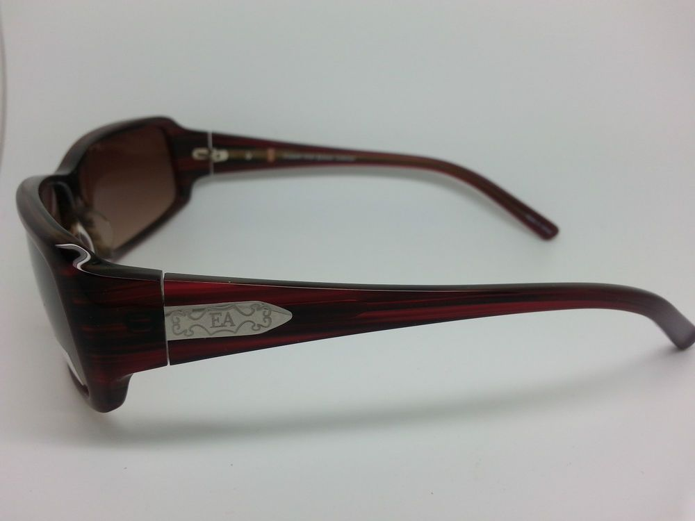 e0906207bdf Elizabeth Arden 5082 BURGUNDY COLOR Women Sunglasses Eyeglasses Designer