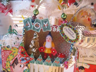 Creative Breathing: Whitman Ornaments in the Mail!