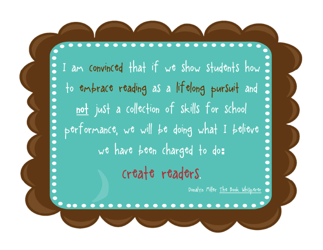 good quote for reading teachers to remember reading teacher