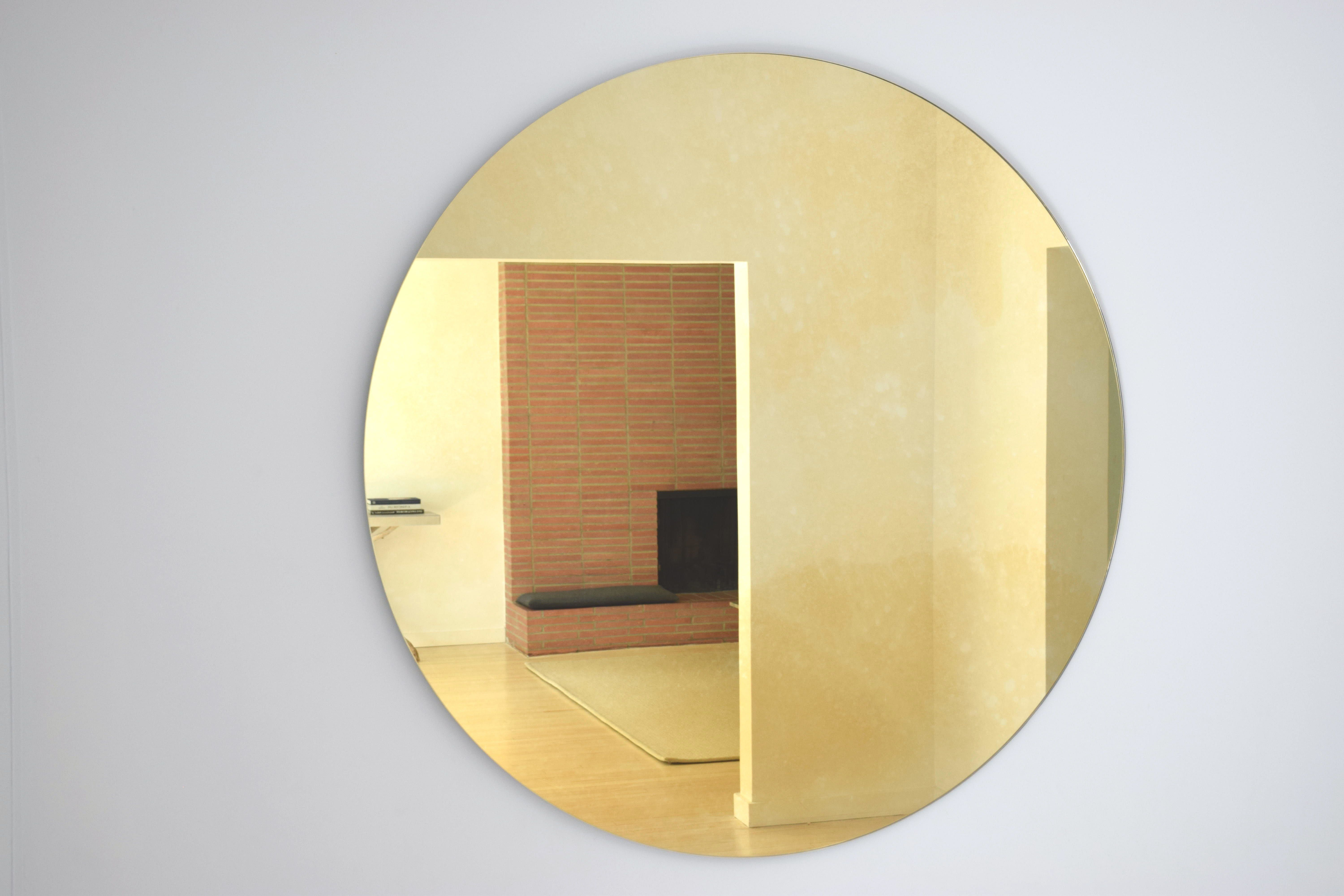 Decorative Wall Mirrors Get a Colorful Makeover   Decorative walls ...