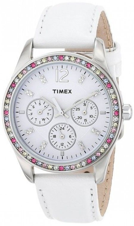 69e759874800 Reloj Timex Mujer Glam T2P385