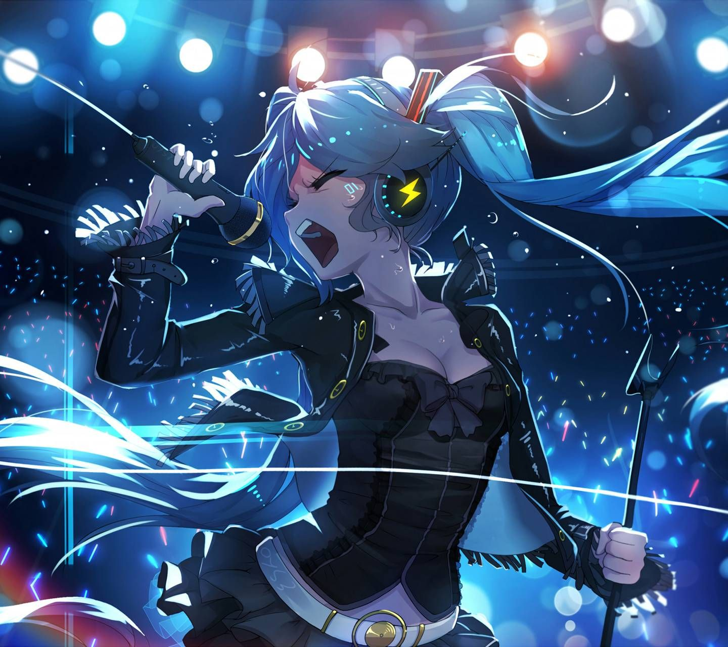 Download Hatsune Miku Live Wallpaper By Drewzydorf 8b Free On Zedge Now Browse Millions Of Popular Hatsune Wallpapers Hatsune Miku Android Wallpaper Miku Anime interactive wallpaper android