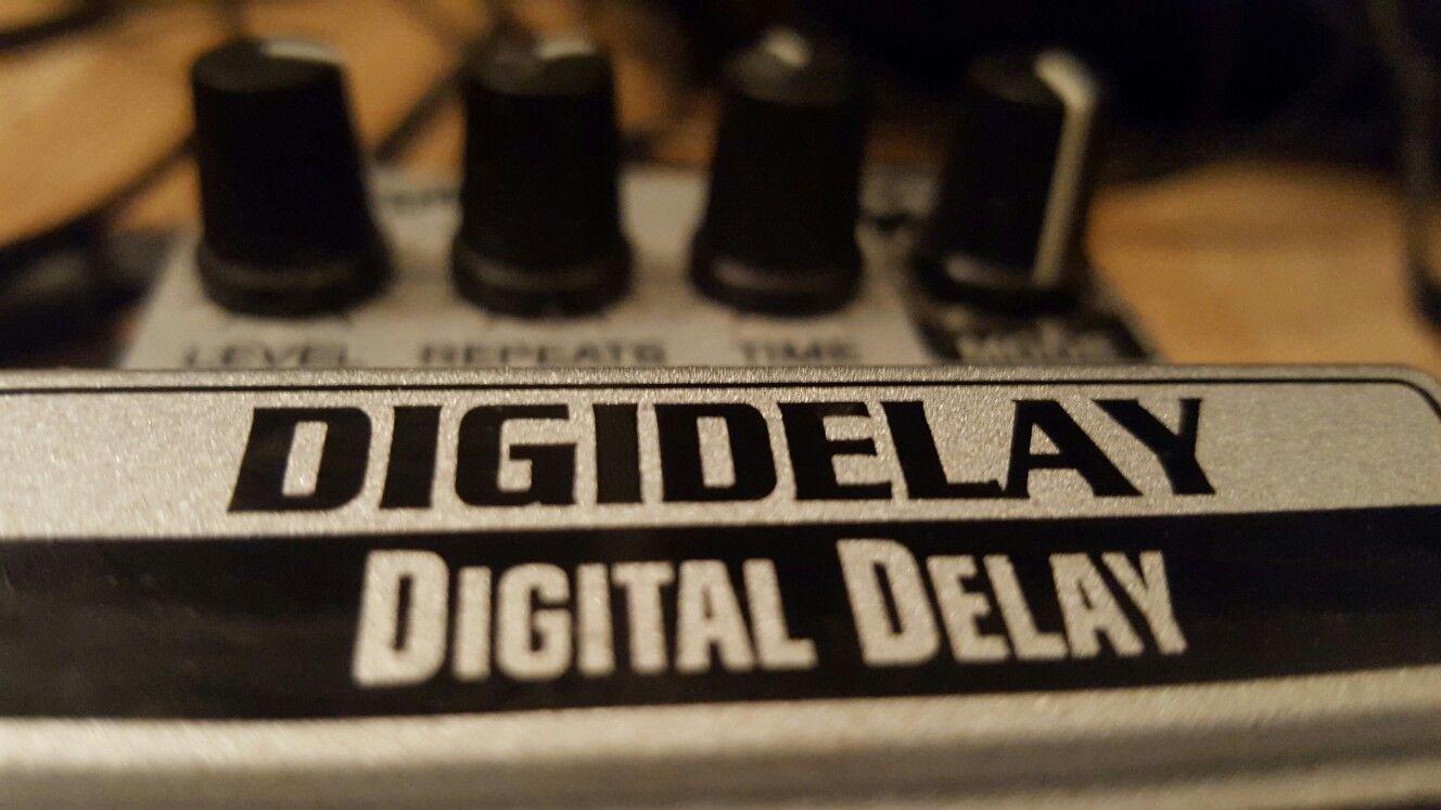 Digitech Digi Delay