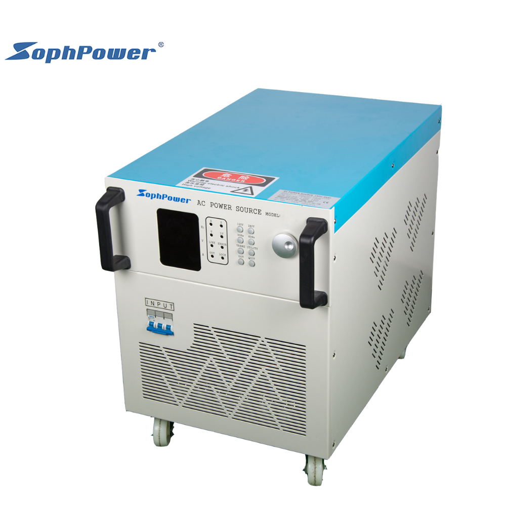 Afc 310 3ph 10kva Frequency Converter 60hz To 50hz Ac Power Power Source Computer Power Supplies