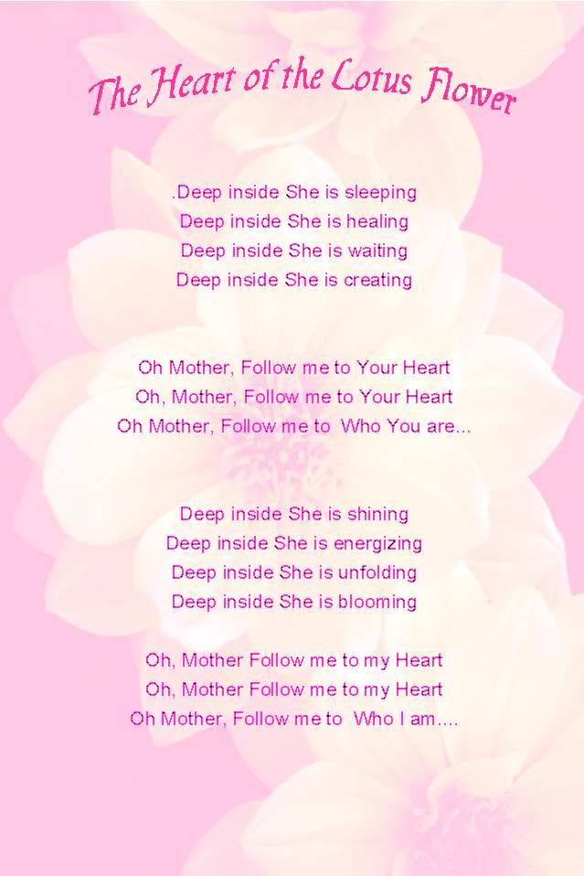 Poems about lotus blossoms google search verses inspirational poems about lotus blossoms google search mightylinksfo