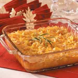 Carrot Potato Casserole Recipe, one great way to get them to eat carrots!