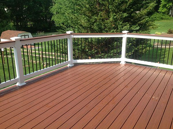 Let S Explore The Difference Between Pvc And Composite Decks So You Ll Have Your Mind Made Up In Time To Surprise Dad With Outdoor Design Plans